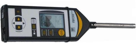 Прецизионный шумомер, анализатор спектра звука, вибрации, инфразвука и ультразвука Октава-110А